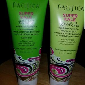 Pacifica SHAMPOO/CONDITIONER. (Lot of 2) NWOT